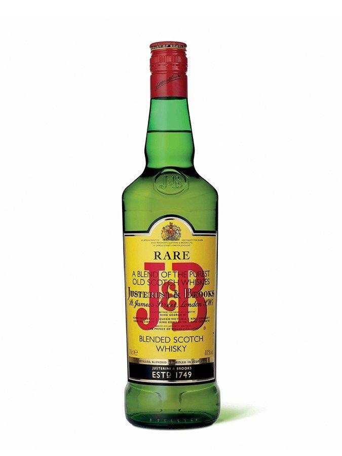 Whiskey Blended Scotch Whiskey JB the 70cL bottle