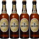 3 monts beer 75cl x6