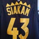Pascal Siakam  #43  Toronto Raptors Size 52 Jersey Men's XL