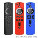 Silicone Cover For Amazon Fire Stick 4K Remote With Alexa Voice Grip Decorative