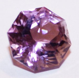 Gorgeous, Large 4.96 ct. Amethyst, Custom Faceted VVS Loose Gemstone SALE!