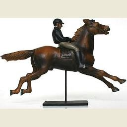 Horse Racing 'False Start' by Degas