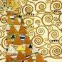 Expectation (1905-09) by Gustav Klimt