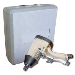 "1/2"" Air Impact Wrench Kit With Case"