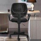 Black Swivel Armchair Mesh Backrest Adjustable Office Home Computer Desk Chairs