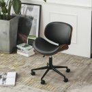 PU+Metal Office Chair Home Computer Desk Seat Adjustable Height &Direction