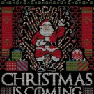 Christmas is coming DMC cross stitch pattern in pdf DMC