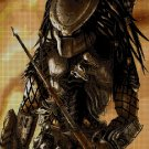 Predator2 DMC cross stitch pattern in pdf DMC