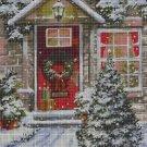 Christmas DMC cross stitch pattern in pdf DMC