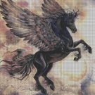 Pegasus DMC cross stitch pattern in pdf DMC