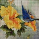 Tiny wings DMC cross stitch pattern in pdf DMC