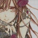 Vampire Knight Mem cross stitch pattern in pdf ANCHOR