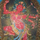 Kurkulla Hand Painted Thanka Painting Meditation Vajrayogini