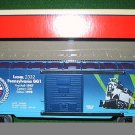 Lionel Trains 29227 2332 Pennsylvania GG-1 Century Club Box Car - 1998 Edition New OB - O Gauge