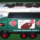 Eastwood 288500 American Flyer Railway Express Agency Die Cast Mack Truck 1:64 New OB