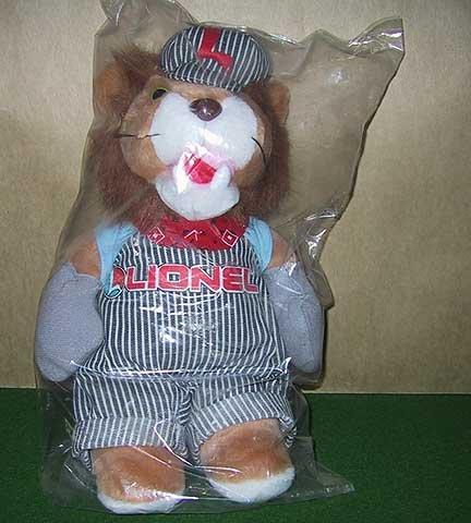 Lenny The Lion Lionel Plush Stuffed Animal New