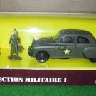 Solido 6033 Chevrolet with Army Staff Military Collection Die Cast  New