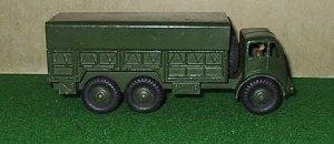 Dinky Toys Foden 622G Ten Ton Army Truck Military Meccano England