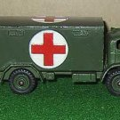 Dinky Toys 626 Military Ambulance 1:43 Army Meccano England