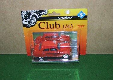 Solido Club Lionel 1950 Chevrolet Taxi  Sedan New Die Cast 1:43