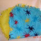 Spider Rag Burp Cloth