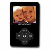 Elite MP4 Player with Camera - 2.4 inch Screen - 512MB + SD Slot
