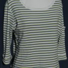 CHICO's DESIGN 3/4 sleeve T-Shirt Top - Chicos Size 2