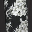 TOMMY BAHAMA 2 Piece Wrap Skirt & Top - SILK - Size 8 Medium