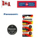 2 x Panasonic CR1620 Button Coin Cell 3V Lithium Battery Batteries exp 12-2029