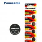 5 x Panasonic CR1620 Button Coin Cell 3V Lithium Battery Batteries exp 12-2029
