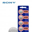 5 x Sony CR1616 Button Coin Cell 3V Lithium Battery Batteries exp 2030 L28