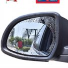 Small Car Rearview Mirror Protective Film Anti Fog Decal Clear Rainproof Rear Sticker