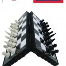 Magnetic Travel Chess Set Folding Board Educational Toy