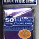YUGIOH CARD PROTECTORS, PACK OF 50, SPECTRUM BLACK