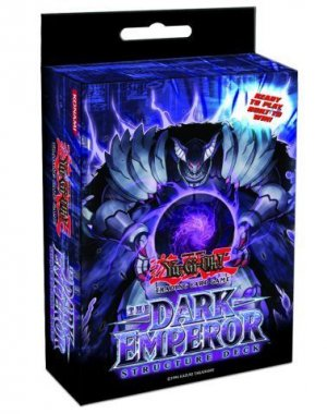 Pre-Order YuGiOh GX CCG The Dark Emperor Structure Deck