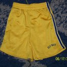 NN boys sz 4/4T Old Navy logo sport shorts
