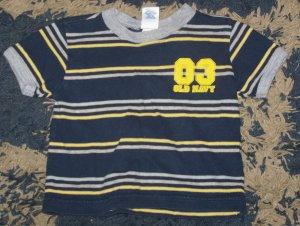 NN boys 6-12 mos Old Navy summer shirt