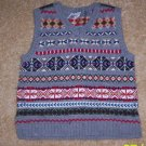 HANDSOME LN boys 4T Old Navy sweater vest
