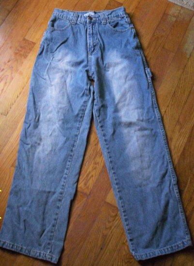 LN boys sz 14 Panyc Baggy fit carpenter jeans