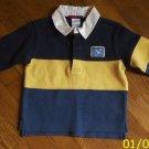 LN boys xxs 12-18mos Gymboree polo shirt