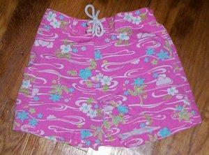 Darling girls 2T old navy hawaiian shorts
