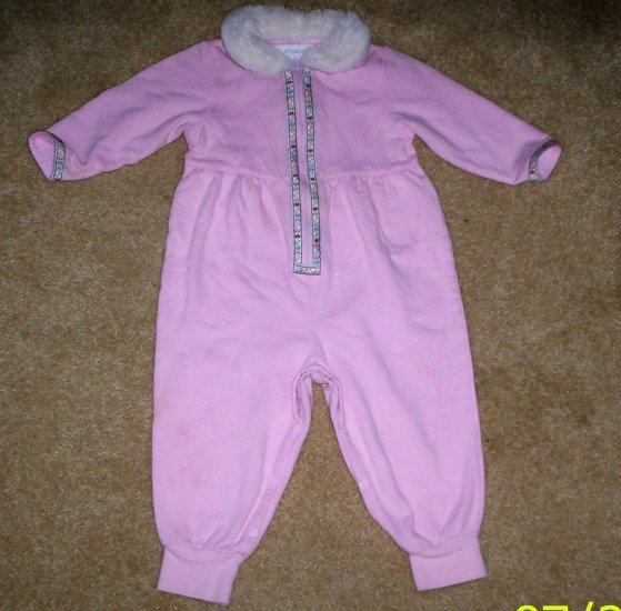 Darling NN SUPER RARE girls 2T Gymboree 1999 winter romper outfit