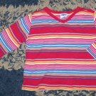 Nice girls sz 5/5T Old Navy 3/4 slv shirt