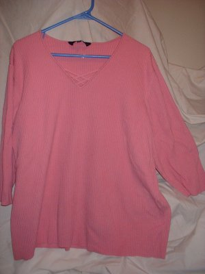 Plus sized ladies top 3x PENNINGTONS brand Pink  ***INCLUDES SHIPPING***