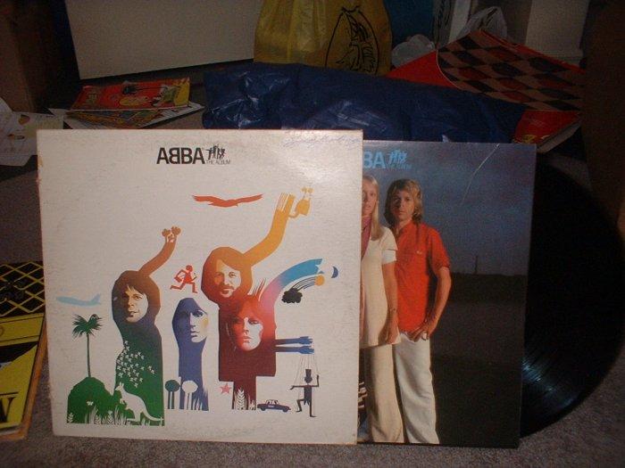 "ABBA ""The Album""  Vinyl Record Album (we combine shipping, just ask!!)"