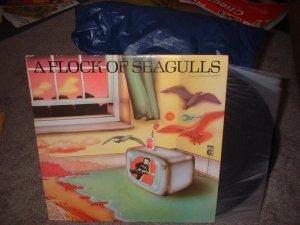 A Flock of Seagulls Record Album Vinyl 1981 (we combine shipping)