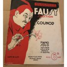 Faust Selection Gounod Banks Sixpenny Edition No. 85 - Banks Music House 1950s