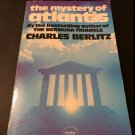 The Mystery of Atlantis by Charles Berlitz (Paperback, 1979 Edition)