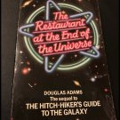 The Restaurant at the End of the Universe by Douglas Adams (Paperback, 1989)