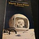 World Zero Minus by Aidan Chambers, Nancy Chambers (Paperback, 1971)